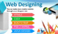 website designing just rs 7500