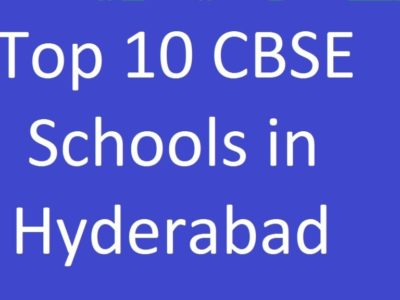 top 10 cbse schools in hyderabad ranking