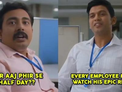 aaj phir se half day