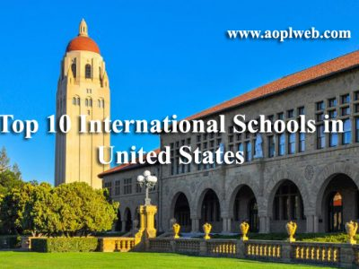 top 10 international schools in united states